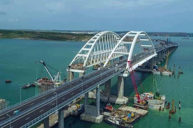 Показали шокирующие огрехи строителей Крымского моста