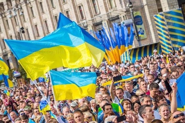 Сегодня вечером в Киеве перекроют Крещатик из-за репетиции военного парада