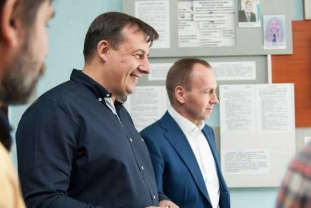 Порошенко уволил с должности самого богатого губернатора Украины