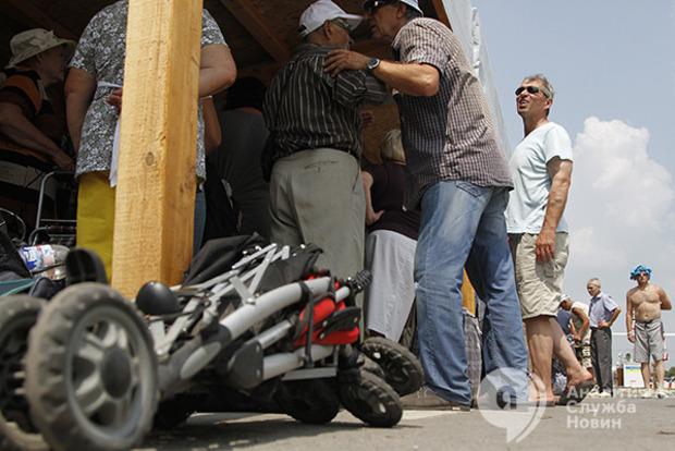 Минсоцполитики насчитало в Украине меньше полутора миллиона переселенцев