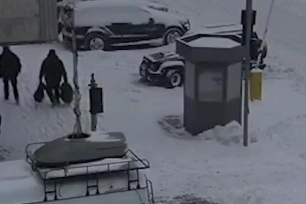 Семенченко рассказал, что носил в сумках из палаточного городка под Радой