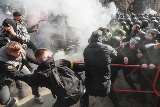БПП: За провокациями в Киеве и Черкассах стоят пророссийские силы