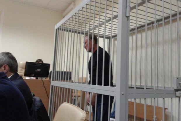 В суде рассматривают дело об аресте экс-регионала Ефремова