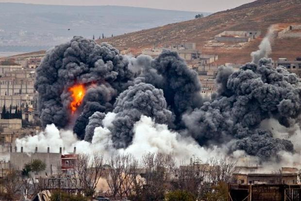 Пятеро британских солдат были убиты во время обстрела в Сирии