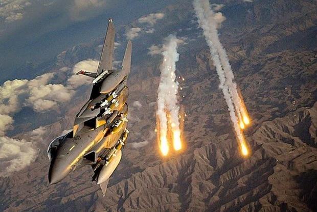 РФнанесла авиаудар поСирии: десятки погибших