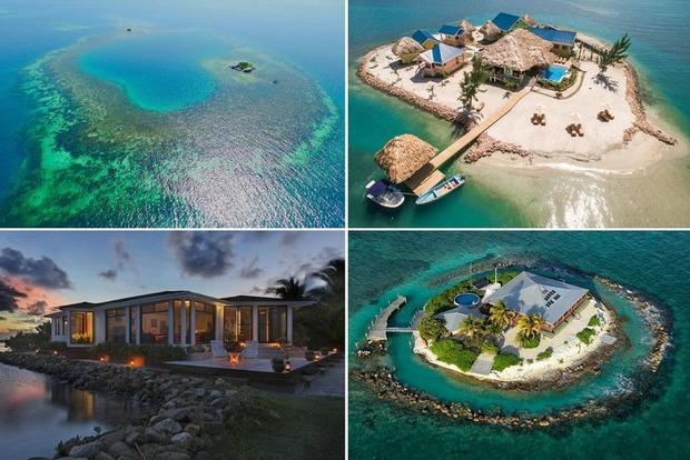 ТОП-10 тропических островов, которые можно арендовать для личного отдыха
