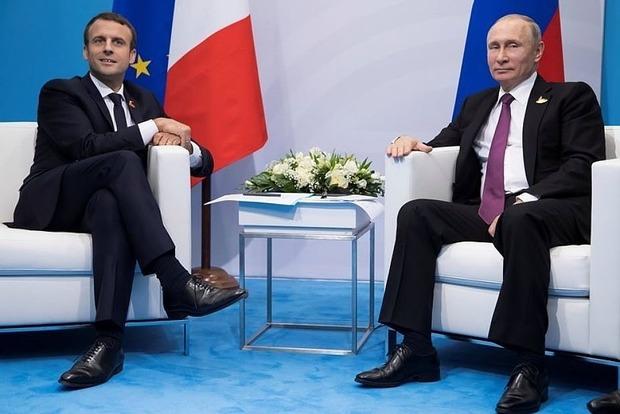 Макрон заявил о стратегическом диалоге для закрепления России в Европе 1e9036f8ea2