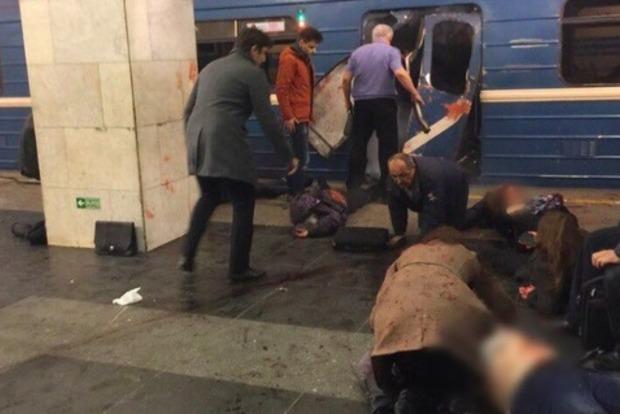 Теракт в Петербурге: СМИ сообщили о смертнике в метро
