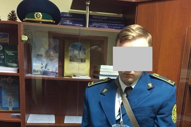 Главный инспектор таможни в Херсоне попался на взятке