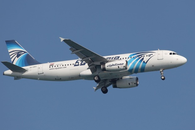 Найден второй «черный ящик» разбившегося самолета EgyptAir