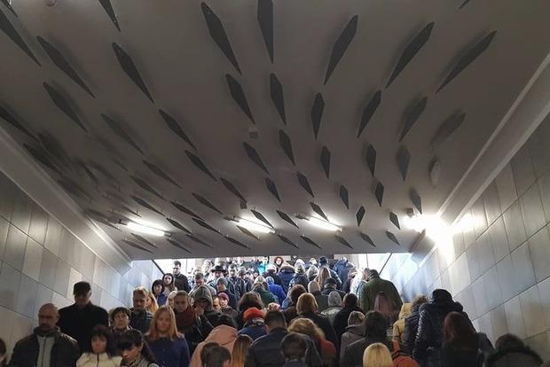 Замминистра экономики о ремонте станции метро «Левобережная»: «За такое руки поотбивать надо»
