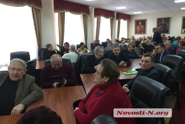В Николаеве отказались закрывать школы из-за нехватки газа