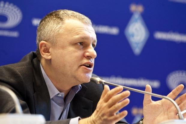 Суркис прокомментировал ситуацию с не приездом Динамо в Мариуполь