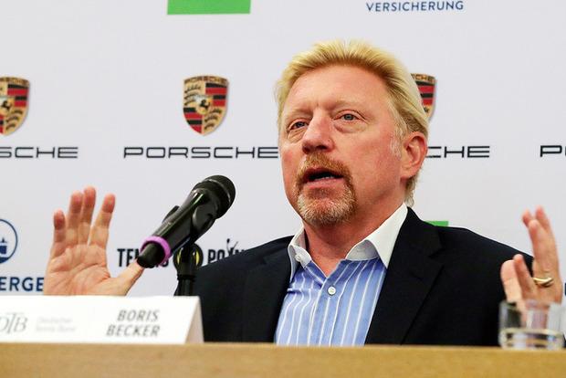 Экс-первая ракетка мира Беккер продаст трофеи из-за долгов
