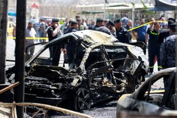 В Багдаде прогремел второй за день взрыв, семь погибших
