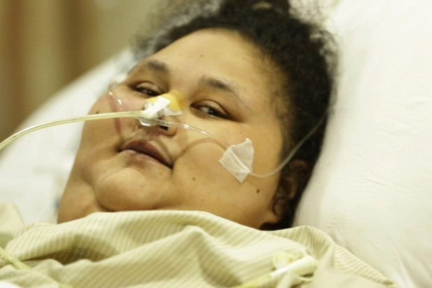 Умерла самая толстая в мире женщина