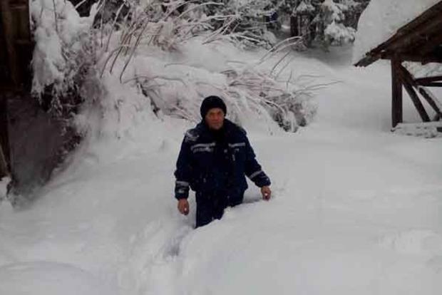 ВКарпатах потерялся турист из украинской столицы, который отделился от собственной группы