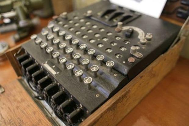 Найденную среди хлама шифровальную машина нацистов пустили с молотка