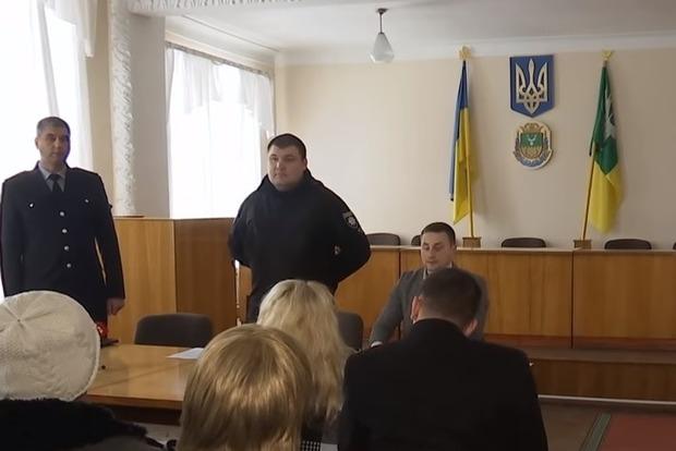 В Кировоградской области полицейские по ошибке избили подростка
