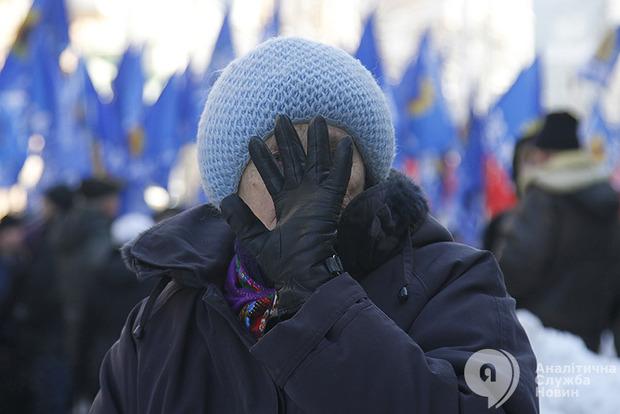 Лишь 8 миллионов украинцев имеют официально оформленное рабочее место - профсоюз