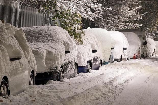 ВФранции из-за 10-градусных морозов погибло три человека