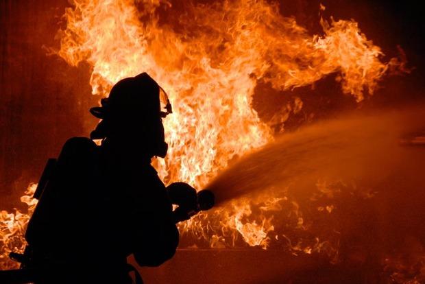За сутки в пожарах погибли восемь человек