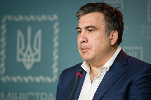 Ну началось: Саакашвили приболел
