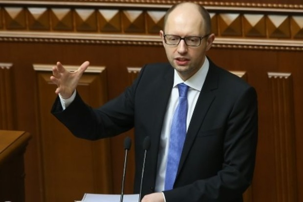 «Дебилов много»: Яценюк прокомментировал драку в парламенте