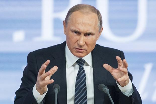 В первомай Путин устроил чистки в силовых ведомствах