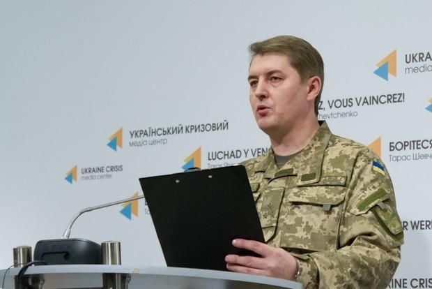 За минувшие сутки в зоне АТО погиб один украинский военный, еще один был ранен