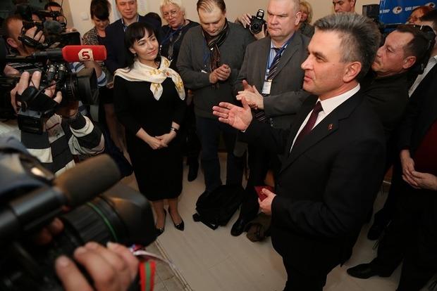 ЦИК непризнанного Приднестровья объявила о победе Красносельского на выборах президента