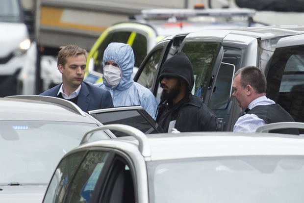 В Лондоне с ножами задержан предполагаемый террорист
