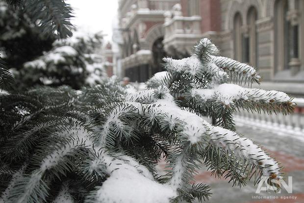 Україна засипле мокрим снігом