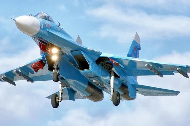 Мало Сирии: Российский Су-27 провоцировал украинских военных на Азове