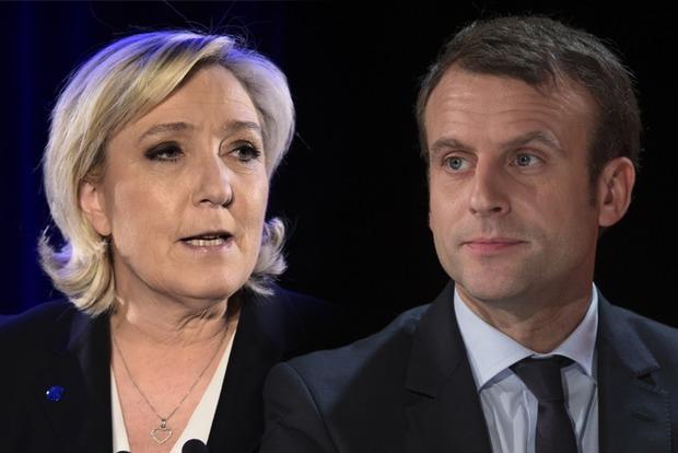 Во Франции стартовали дебаты кандидатов на пост президента