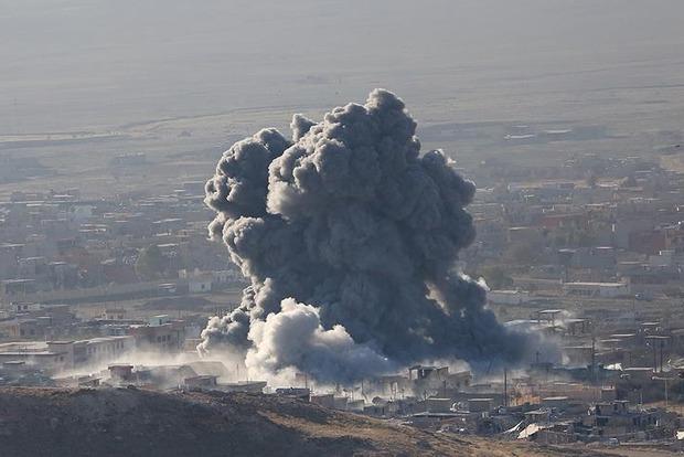 Исламисты обстреляли школу в Мосуле, погибло больше 80 человек