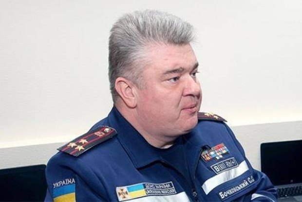 Неугомонный Бочковский: апелляционный суд снова восстановил экс-главу ГСЧС в должности