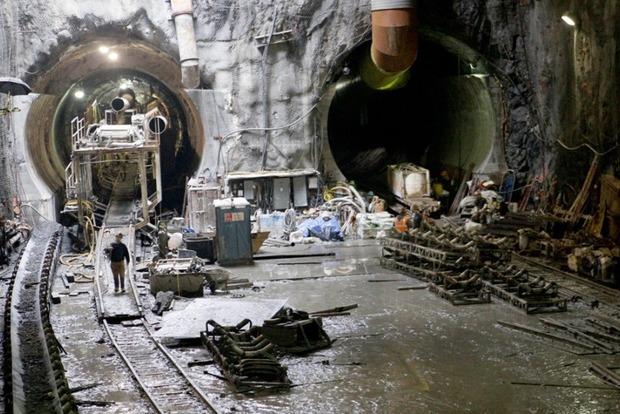Строительство метро на Троещину обойдется столице в 31,55 млрд грн