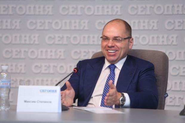 Вместо Саакашвили. Что интересного мы знаем про нового главу Одесской области Степанова