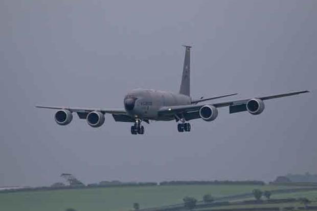 До Львова прилетіли п'ять літаків ВПС США