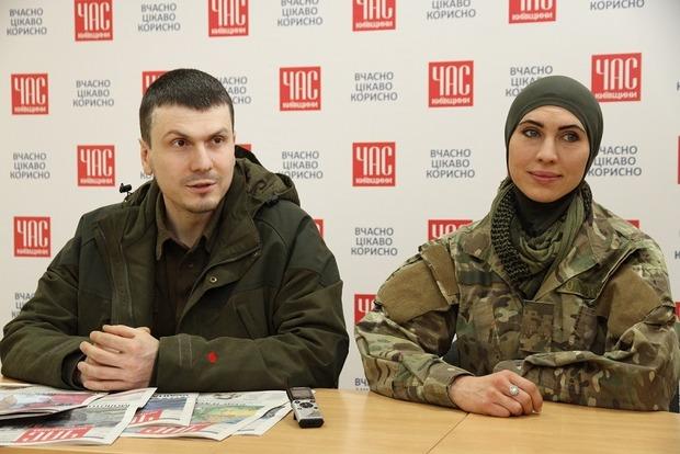 Появилось видео смужем погибшей после покушения— Убийство Амины Окуевой
