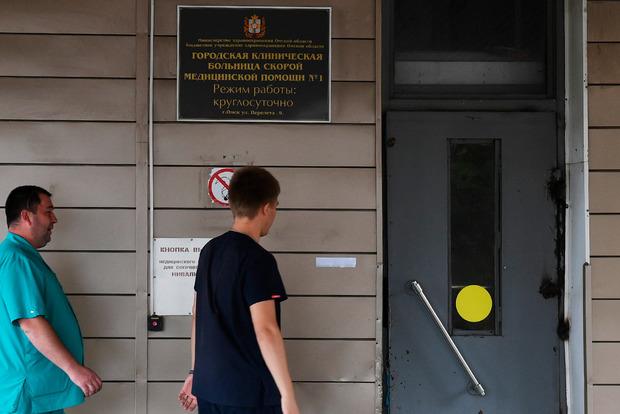 Главврач омской больницы сообщил диагноз Навального