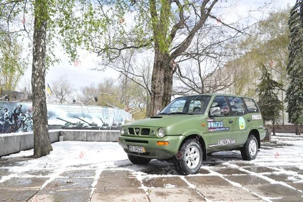 Бойцы ВСУ в Днипре открыли «Военное такси», чтобы заработать на новый внедорожник