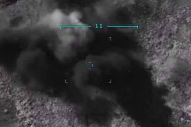 Укроборонпром показал яркое видео испытаний ударного БПЛА Bayraktar TB2
