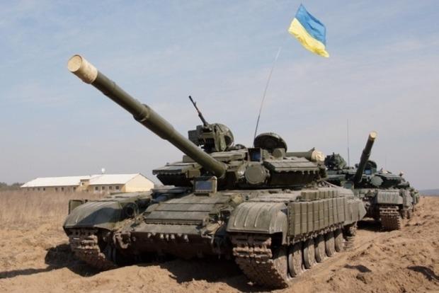 Сили АТО завершили відведення танків