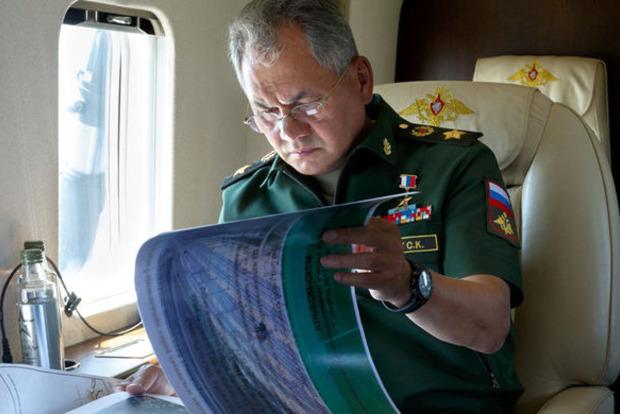 Россия проведет самые крупные военные учения за 37 лет