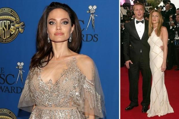 Анджелина Джоли заработала нервный срыв из-за слухов, что Питт вернулся к первой жене