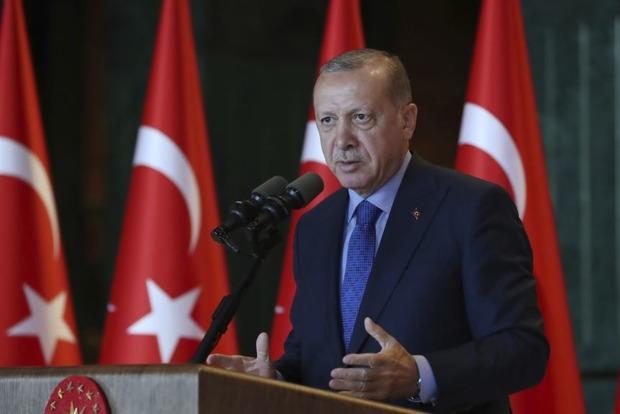 Ердоган заборонив iPhone в Туреччині