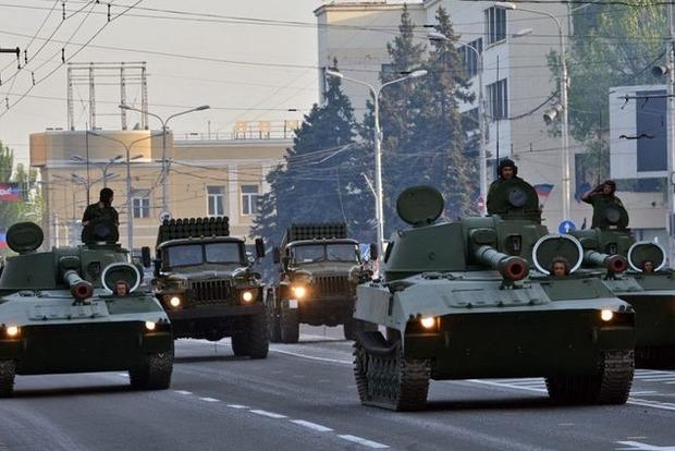 Боевики перемещают военную технику с парадов на передовую – разведка