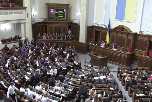 Парубий: Крым и Донбасс будут возвращены Украине